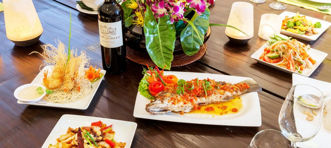 Populaire Palacio 1 - Tropical-Castle - Villa de Luxe Phuket Cuisine et  KM12